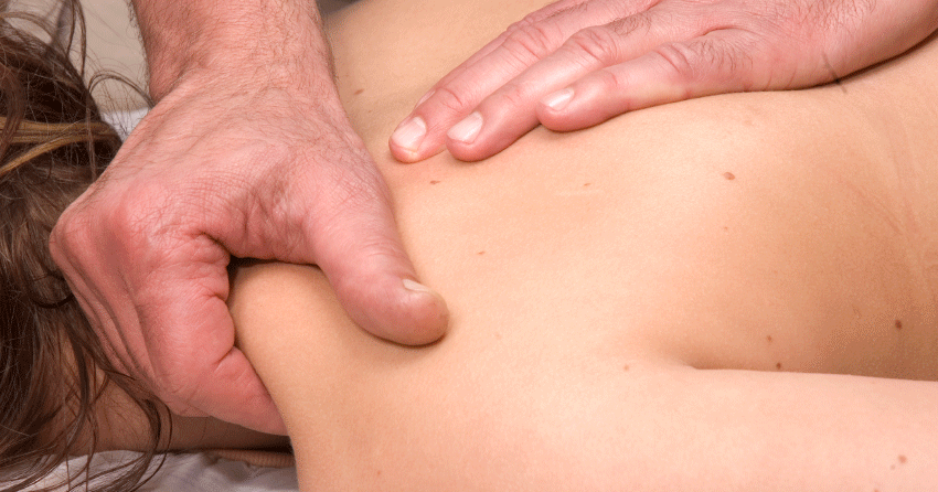 Deep tissue massage Dublin 15